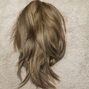 Other - Light brown / Auburn wig